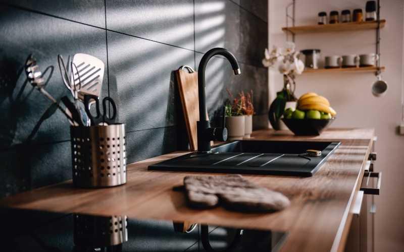 evier-cuisine-resine